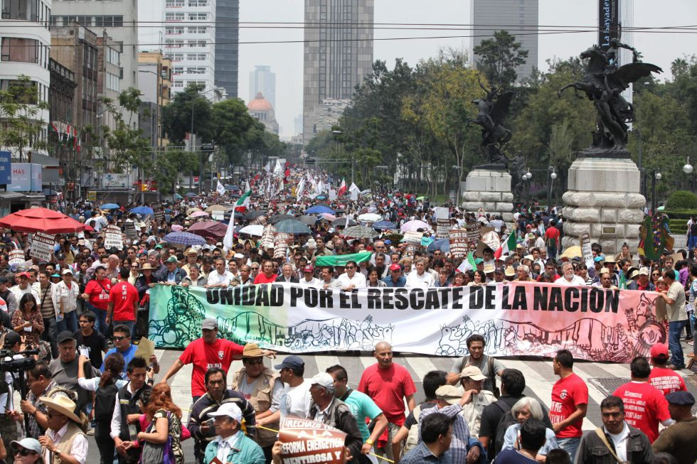 Resisting Energy Reform in Mexico: the Next Grito
