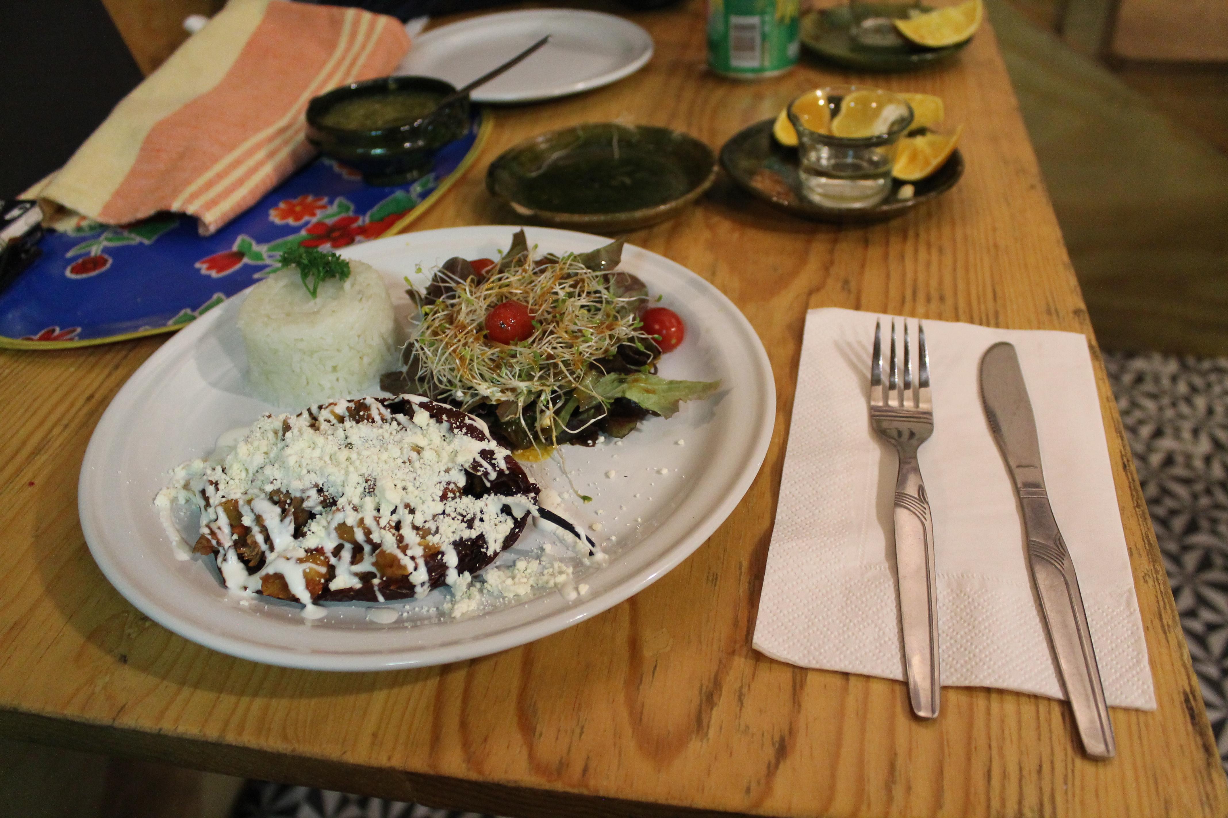 Culinary Backstreets: Comixcal, Deeply Oaxacan