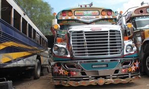 The Guardian: Zombie clunkers- has your local bus been resurrected in Guatemala?