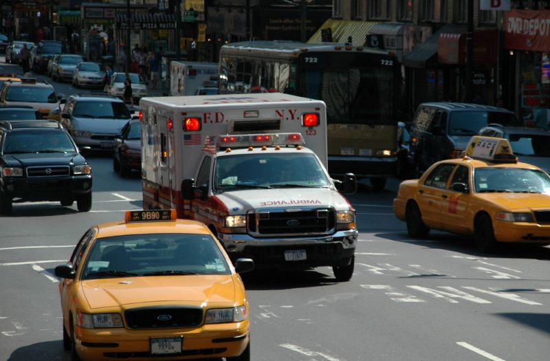 The Guardian: 'It doesn't feel worth it': Covid-19 is pushing New York's EMTs to the brink