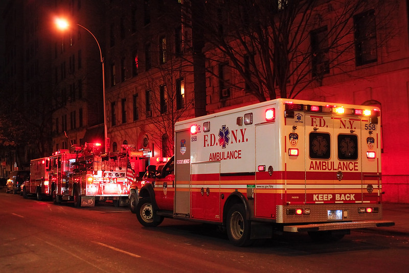 The Nation: Saving Lives and Going Hungry: NYC Ambulance Workers Demand Higher Pay